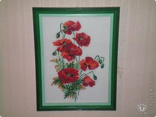"""Больше всего люблю вышивать цветы.  """"Лилия"""" фото 10"""
