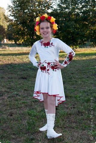 Платье для доченьки фото 2