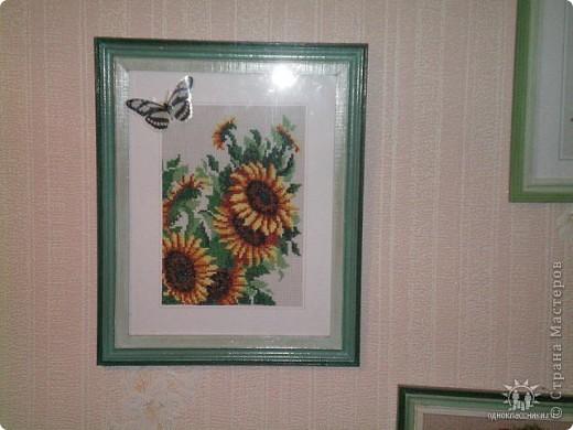 """Больше всего люблю вышивать цветы.  """"Лилия"""" фото 6"""