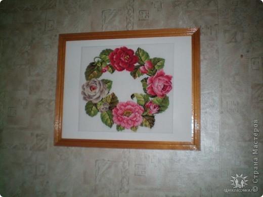 """Больше всего люблю вышивать цветы.  """"Лилия"""" фото 9"""