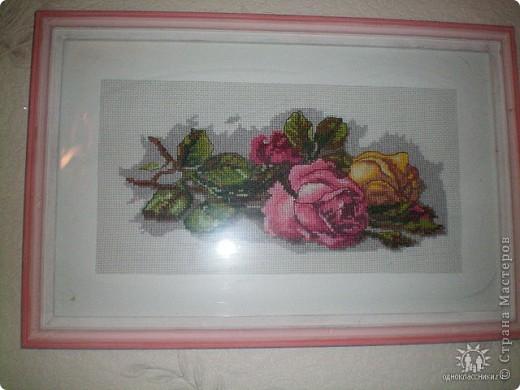 """Больше всего люблю вышивать цветы.  """"Лилия"""" фото 8"""