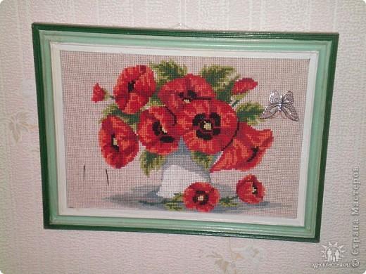"""Больше всего люблю вышивать цветы.  """"Лилия"""" фото 4"""