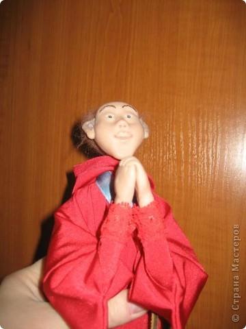 Кукла (первый опыт) фото 1