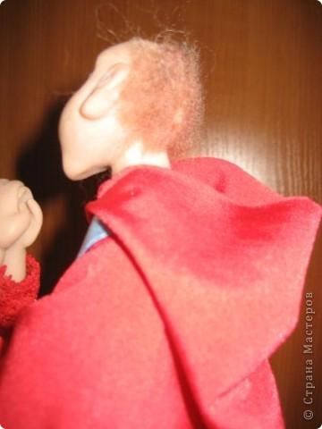 Кукла (первый опыт) фото 3