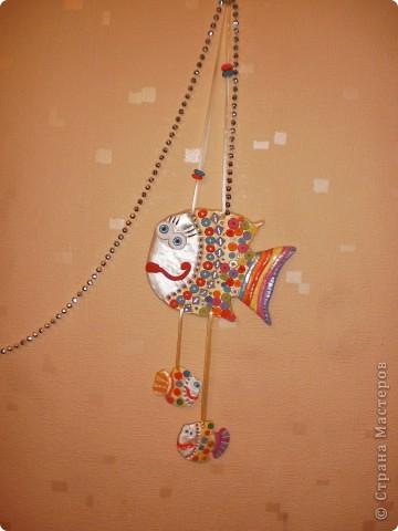 Цветочная рыбка фото 3