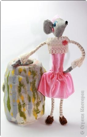 Мышка-задавака фото 1
