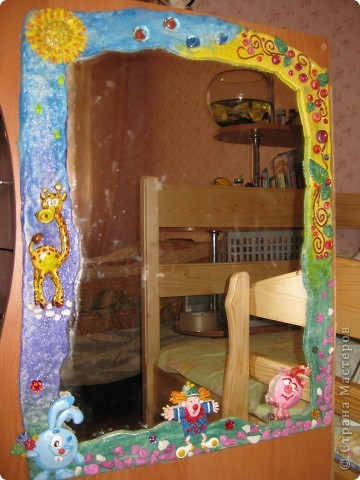 зеркало для любимой дочки (ей 2,5 года) фото 1