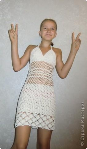 Летнее платье фото 1