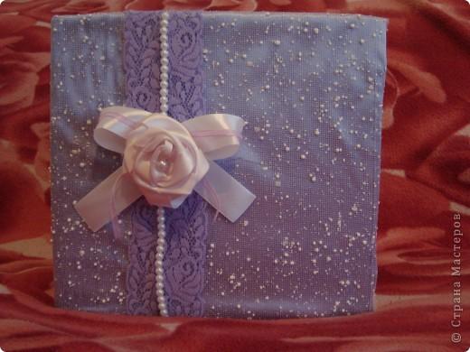 Весь наборчик для моей сиреневой свадьбы=) фото 3