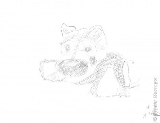 Собачка милашка