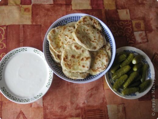 очень вкусные картофельные пирожки по МК Петуньи http://stranamasterov.ru/node/65595  фото 2