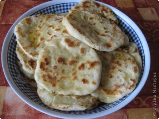 очень вкусные картофельные пирожки по МК Петуньи http://stranamasterov.ru/node/65595  фото 1