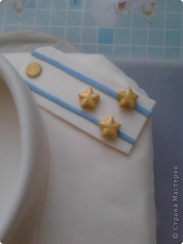 Торт полковнику морской авиации фото 3