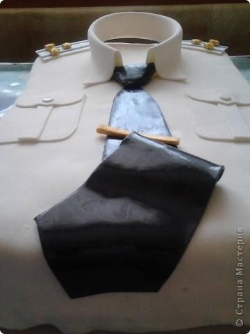 Торт полковнику морской авиации фото 2