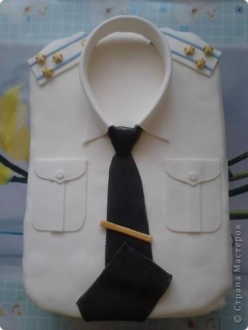 Торт полковнику морской авиации фото 1