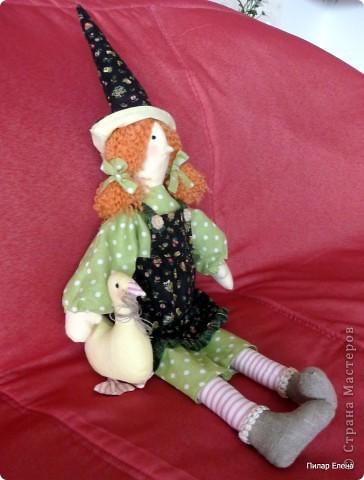 Тильды птичницы (или добрые ведьмочки) фото 8