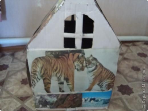 домик для кошек фото 2