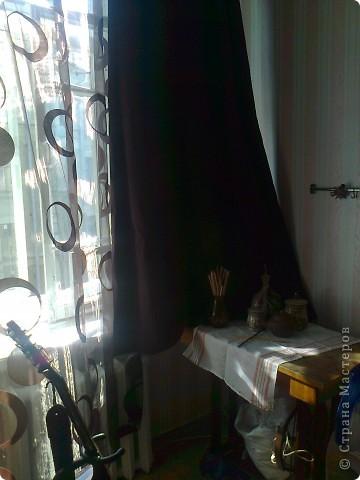 Всем здравствуйте!  В куче подаренных мне салфеток нашлась вот эта-музыкальная ,которую я приспособила под баночку -солонку. Хотела сделать   повидавшую виды солонку ,с трещинами ,следами пожара и копоти ,  короче ,съевшую ПУД СОЛИ)))))).  фото 13