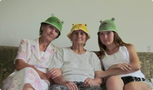 3 Лягушки