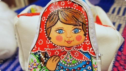 """Комплект сумок """"Матрешки"""" фото 12"""