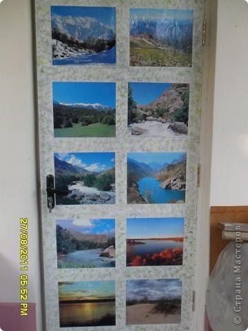 Дверь в летнюю кухню фото 1
