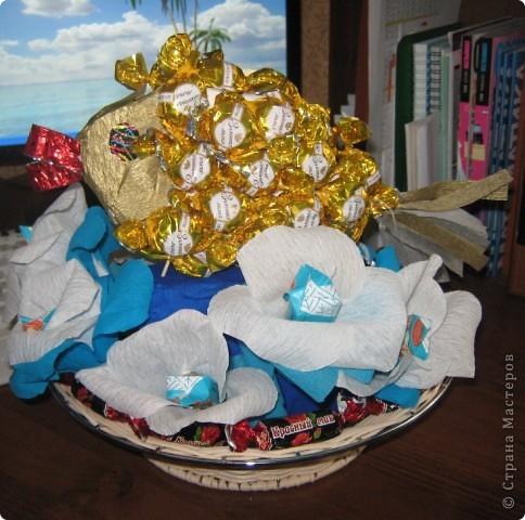 золотая рыбка подарок для маминой подруги  фото 2