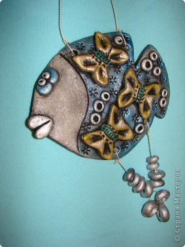 Рыбса-бабочка фото 1