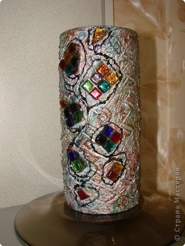 На вазе-бусы и браслет (все самодельное) для сарафана фото 4