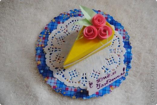 кусочек торта фото 2