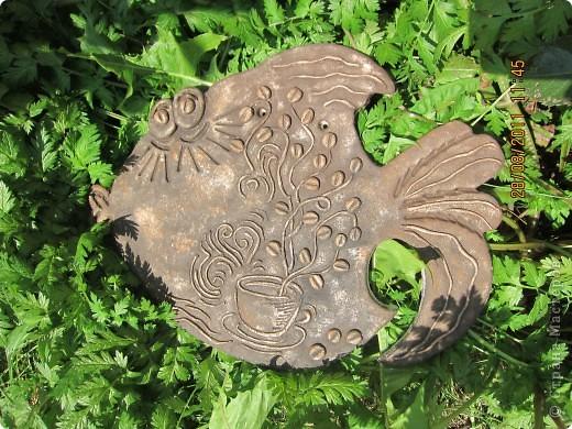 Вот такая рыбка-повторюшка у меня получилась. фото 3