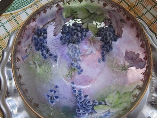 """""""...Мне мил и виноград на лозах, В кистях созревший под горой..."""" фото 1"""