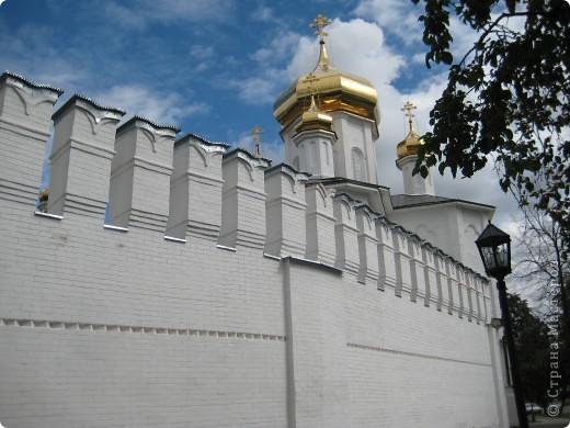 Я уже показывала вам Свято-Троицкий мужской монастырь. Но тогда я была там в начале лета. И такого буйного цветения там ещё не было. фото 42