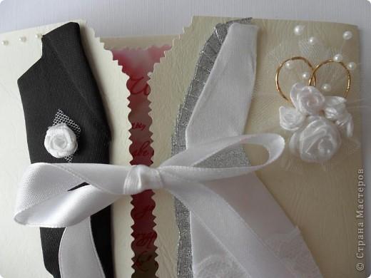 Как говорится, открытки пошли в народ, всем подавай жениха и невесту! фото 2