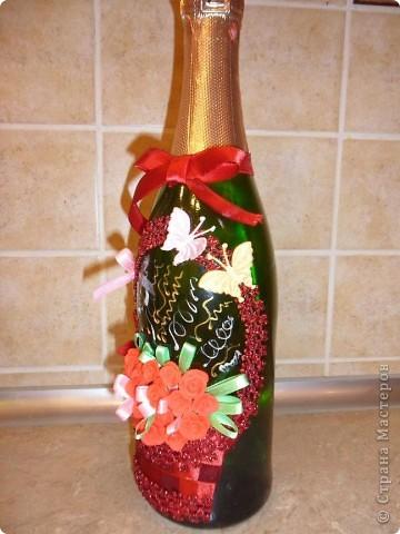 Ну вот и я попробовала сделать свою подарочную корзинку с цветами. Спасибо огромное http://stranamasterov.ru/node/227312 и http://stranamasterov.ru/node/225660 Все как-то времени не было за домашними делами, но завтра день рождения у моей сестры - вот за 2 часа  вечером сваяла такую штучку. Корзинку сделала из ленточек. фото 2