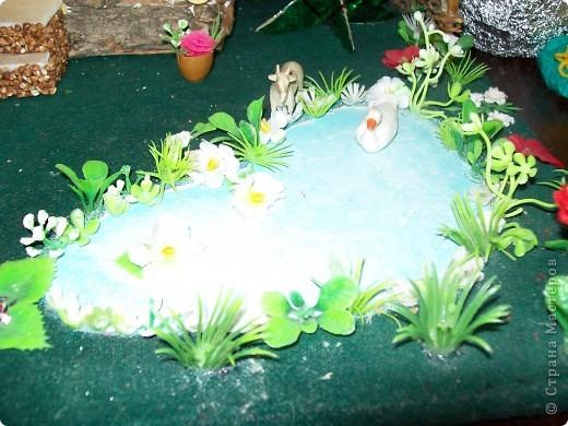 вот токои раискии угалок я сделала из коробки. фото 3