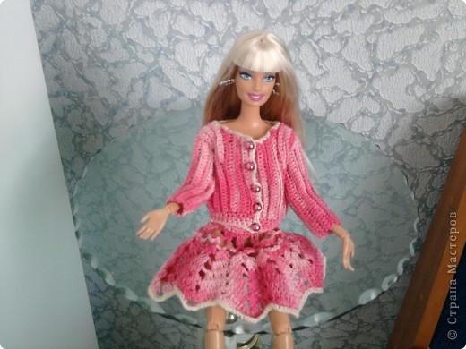 Розовая волна фото 1