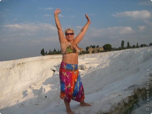 Добрый день жители и гости Страны Мастеров! Предлагаю Вам посмотреть фотографии моего путешествия в Турцию. Приехала 4 дня назад. Ездила с подругой по турпутёвке на 12 дней. Сказать, что очень понравилось, значит ничего не сказать... Это просто сказка! Посмотрите, какие в Турции красивые места! Многие фото сделаны из окна автобуса, так что, извините за качество фотографий. фото 27