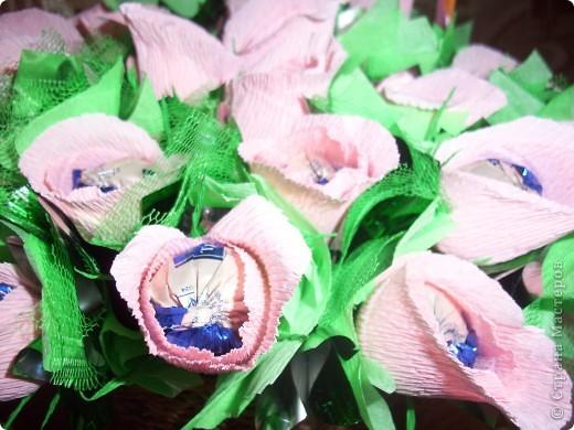 Корзина с цветами на 1 сентября фото 4