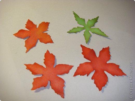 """Я обещала МК цветочка. Такого, как на этой открытке: http://stranamasterov.ru/node/229115 Выполняю обещание. Для изготовления этого цветка нам понадобятся следующие материалы: бумага двух цветов - для цветочка и листика ( сейчас у меня бумага собственного изготовления, а на открытке - акварельная), шнурочек и гуашь для тычинок, вода (в стаканчике или в спрее), прищепки (можно заменить скрепками), ножницы, клей. Еще забыла сфотографировать пинцет и лак бесцветный для ногтей """"Быстрая сушка"""".  фото 6"""