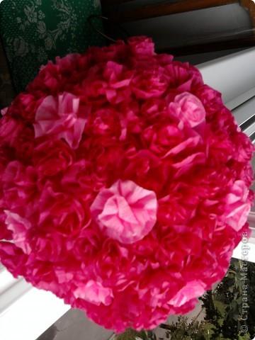 мой цветочный шар фото 3