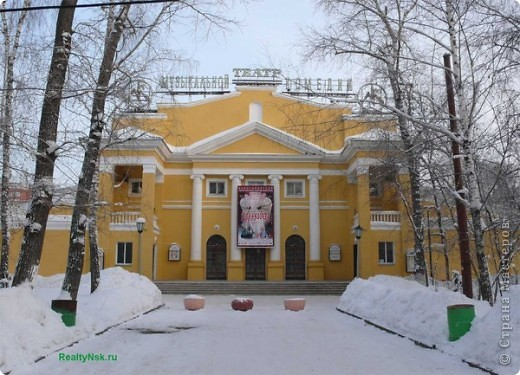 театр Оперы и балета фото 4