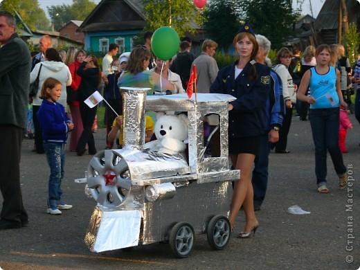 Первое место в конкурсе детских колясок - 2009 год. фото 1