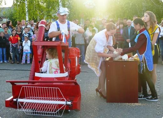 Первое место в конкурсе детских колясок - 2009 год. фото 3