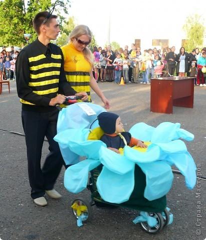Первое место в конкурсе детских колясок - 2009 год. фото 6
