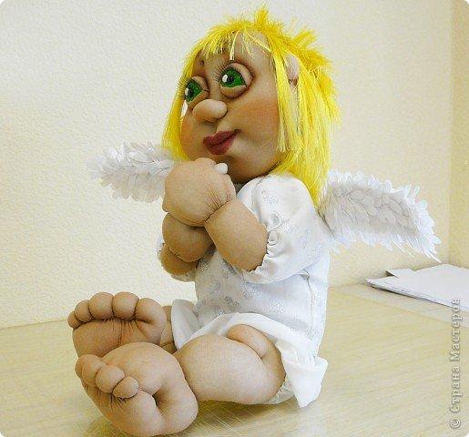 Мой ангелок