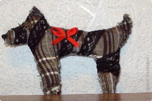 Брелок- собака фото 1
