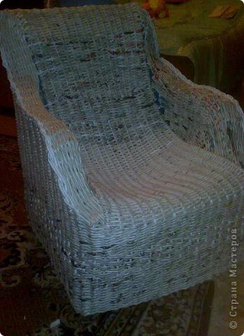 Старое-новое кресло