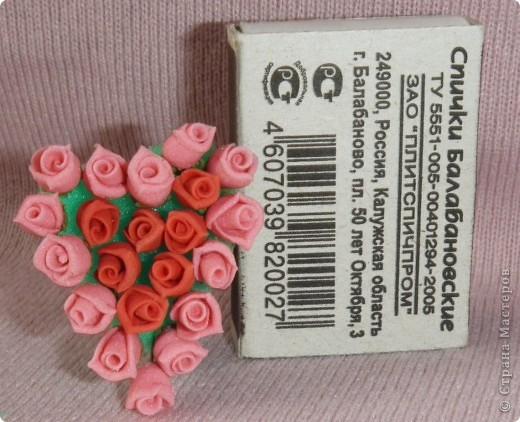 Цветы в миниатюре фото 5