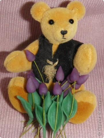 Цветы в миниатюре фото 6