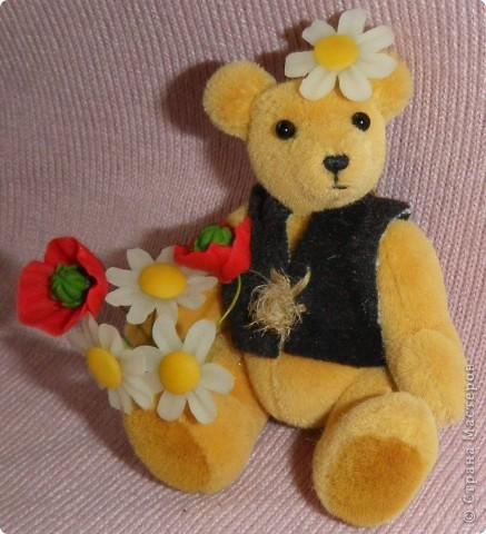 Цветы в миниатюре фото 3